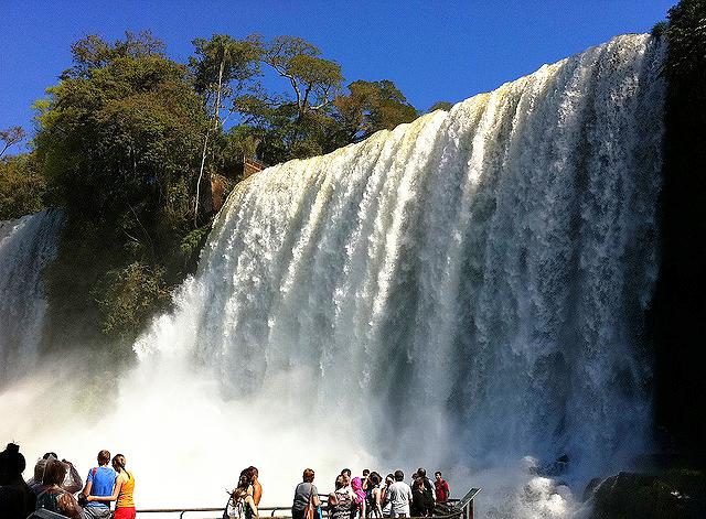 Iguassu Falls / photo: Samantha Beddoes