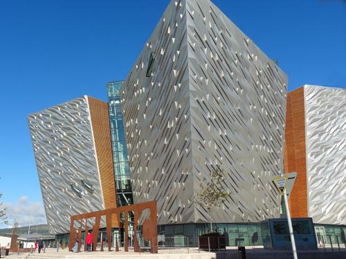 The Titanic Museum Belfast
