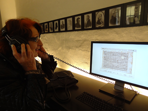 """Mozart Online"" in Mozart's Birthplace"