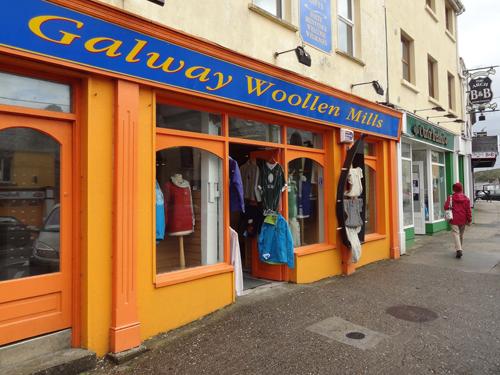 Hulk Street, Clifden Connemara