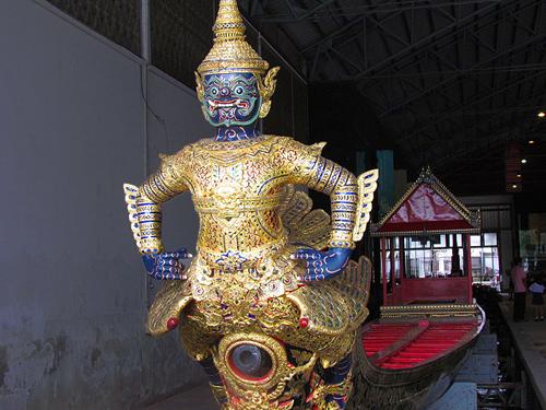 Thai royal barges