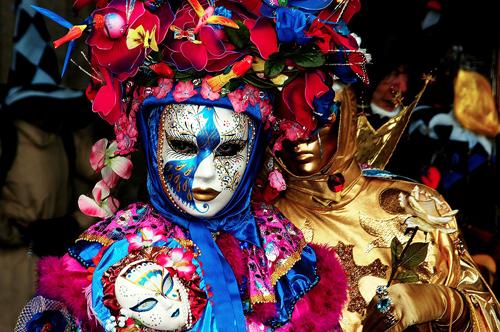 Carnevale in Venice / photo: Venice Events off-season Europe