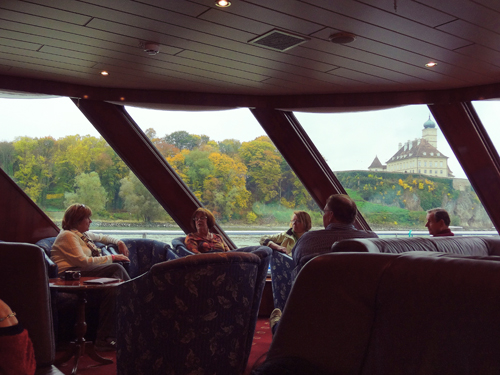 River Cruising older travelers