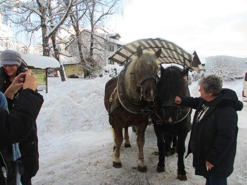 Winter in Bavaria / photo: Donna Manz off-season Europe