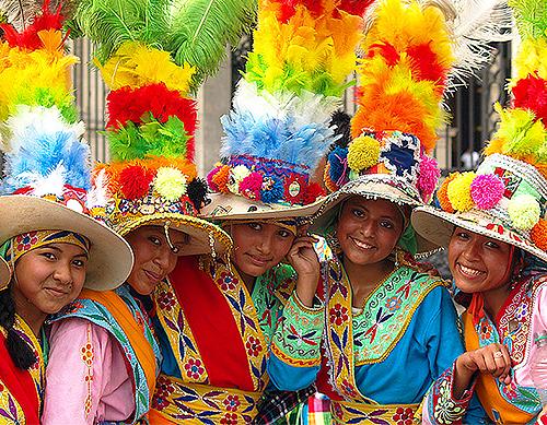 -32572-street festival in Lima-Chimi Photos