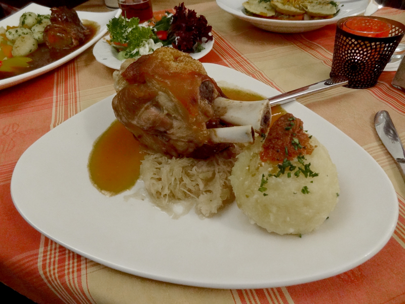 Pork in King Ludwig Beer Sauce