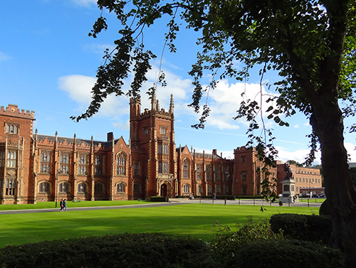visiting Queen's University, one of the best things to do in Belfast