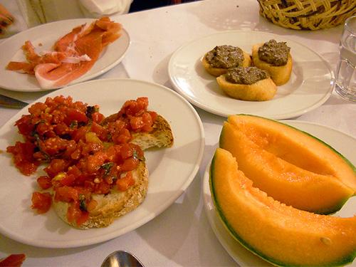 Il Latini / photo: Dan Rosenthal Florence Restaurants