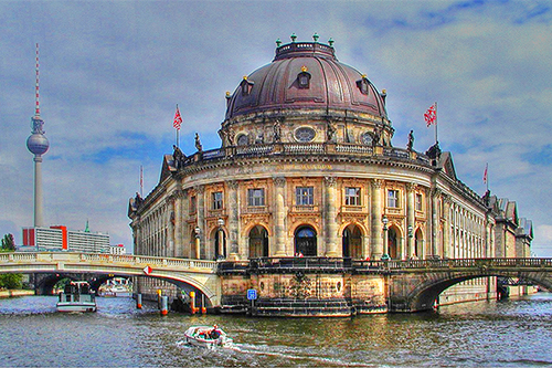 Museum Island, Berlin one of the places to visit in Germany