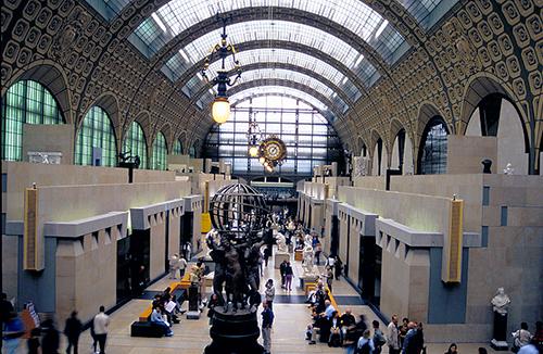 Musée d'Orssay, Paris / photo: © Atout France/Hervé Le Gac