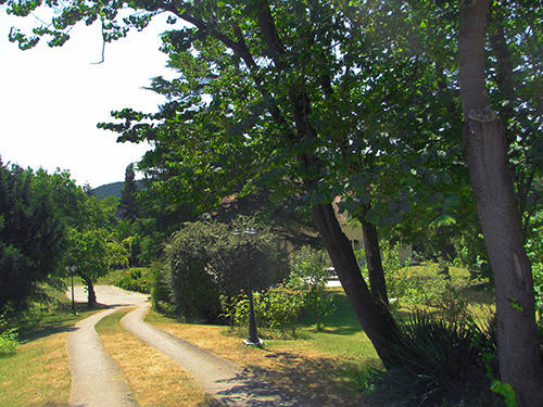 Road in Giverny