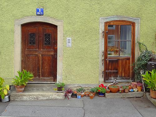 Passau house doors