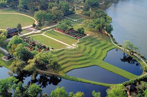 Middleton Place - a South Carolina plantation near Charleston