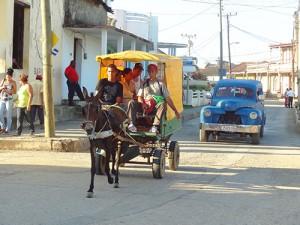 A street in Baracoa, Eastern Cuba - traveling to Cuba legally