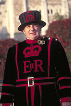 yeoman warder - free things to do in London