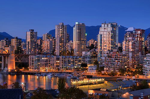The Top 10 Places in Vancouver, BC