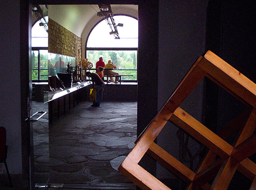The Museo Leonardiano