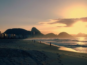 Copacabana Beach / photo: Rafael Santos / Flickr