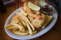 Herby K's Shrimp Buster in Shreveport / photo: Shreveport-Bossier Convention & Tourist Bureau