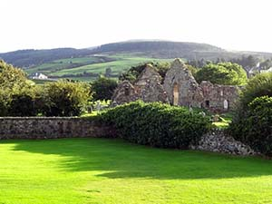 Ruins near Ballycastle