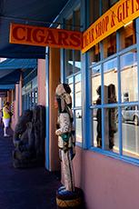 Cigar Store Indian, Santa Fe, New Mexico