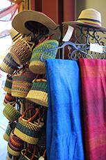 Fashions at teh Railyard in Sante Fe / photo: Tony Tedeschi