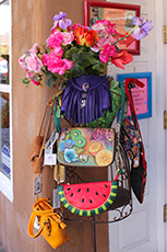 Handbags at Santa Fe Plaza
