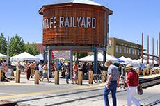 Santa Fe Railyard / photo: Tony Tedeschi