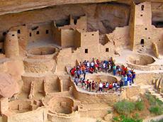Mesa Verde / photo: Kurt Thomas/Flickr