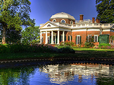 Monticello, one of the UNESCO sites in the USA / photo: Randy Pertiet/Flickr