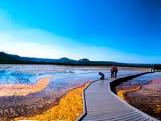 Yellowstone / photo: Arup Malakar / Flickr