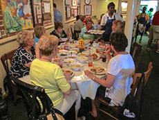 Mrs. Wilke's, Savannah in U.S.