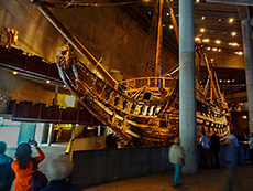 The Vasa Museum in Stockholm