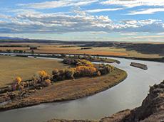 Missouri Breaks National Monument Interpretive Center
