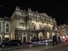 Teatro alla Scala in Milan