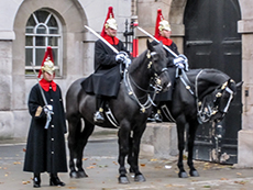 Horse Guards, London, England, one of the Top Free Things To Do in Europe