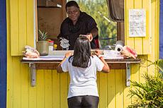 Bahamas conch shack / photo: Shawn Harquail via Flickr