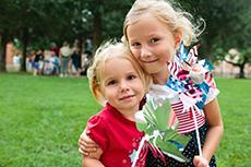 July 4 celebration / photo: Old Salem Museums & Gardens in Winston-Salem
