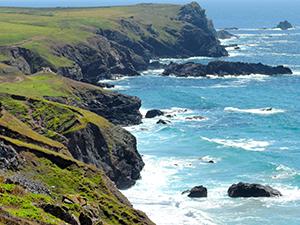 Coast of the Lizard Peninsula