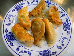Dumplings in Chinatown