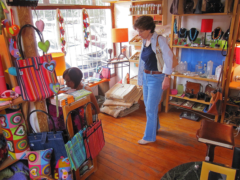 a boutique, one of the places in Mexico City to visit