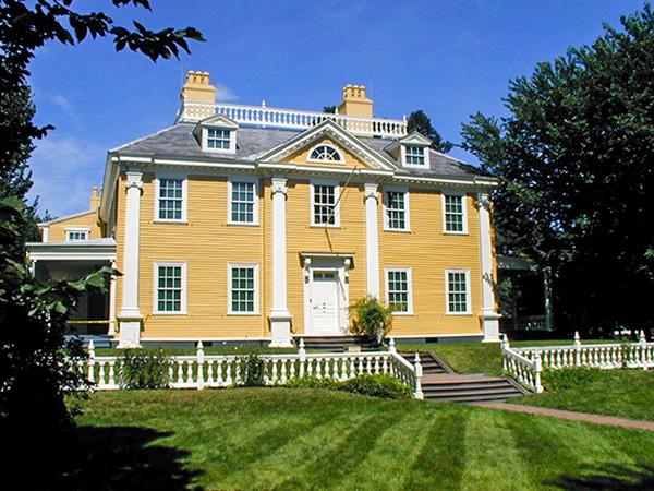 Henry Wordsworth Longfellow House
