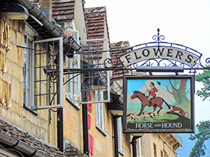 old countryside shops on day trips from London