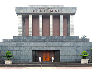 The Ho Chi Minh Mausole