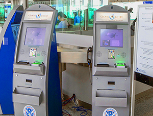 global entry kiosks Budget Travel Tips