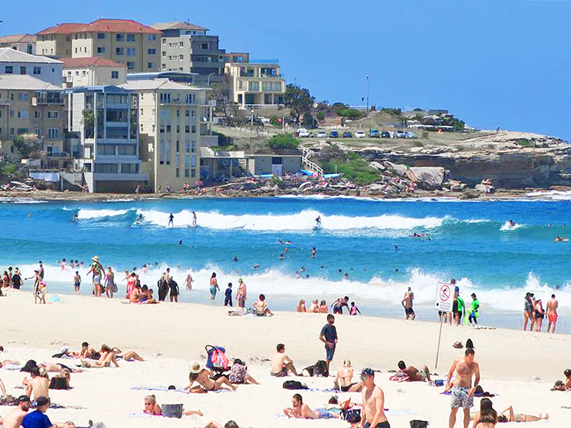 surfers - Sydney and the Hunter Valley