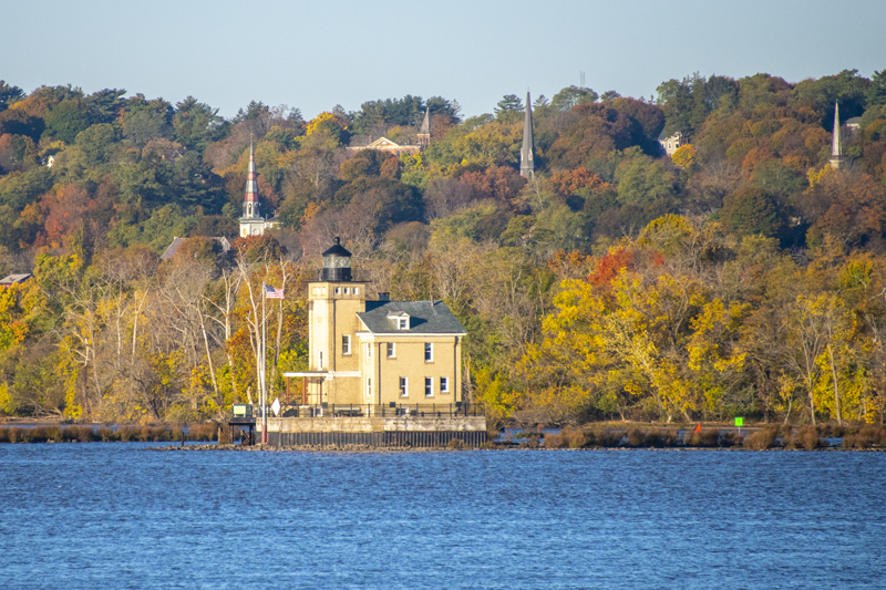 a Lighthouse in the Hudson Valley