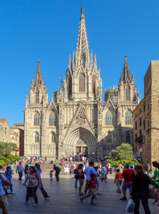 a gothis cathedral