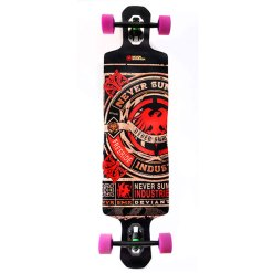 2013 Never Summer Deviant Longboard
