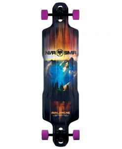 2015 Never Summer Avalanche Longboard